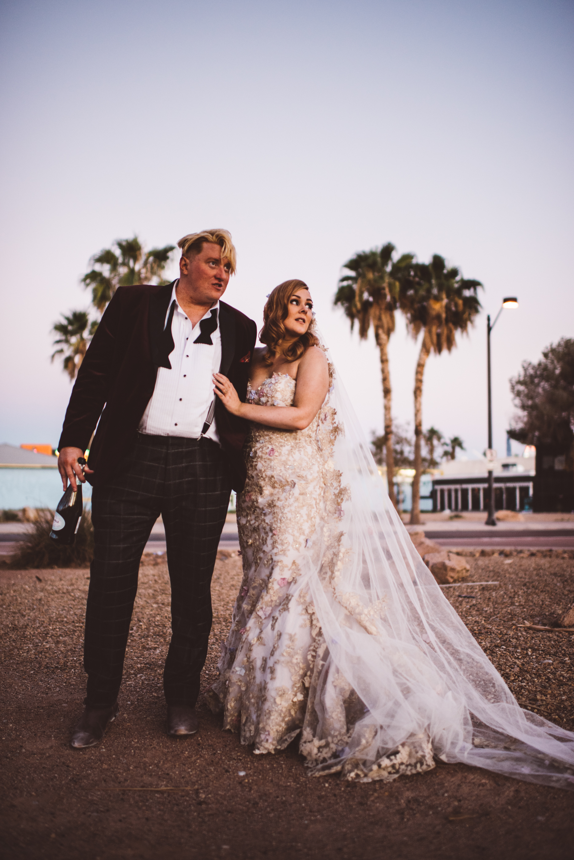 Neon Museum Elopement Elvis Elopement Las Vegas Photography by Ashley Marie-346.jpg