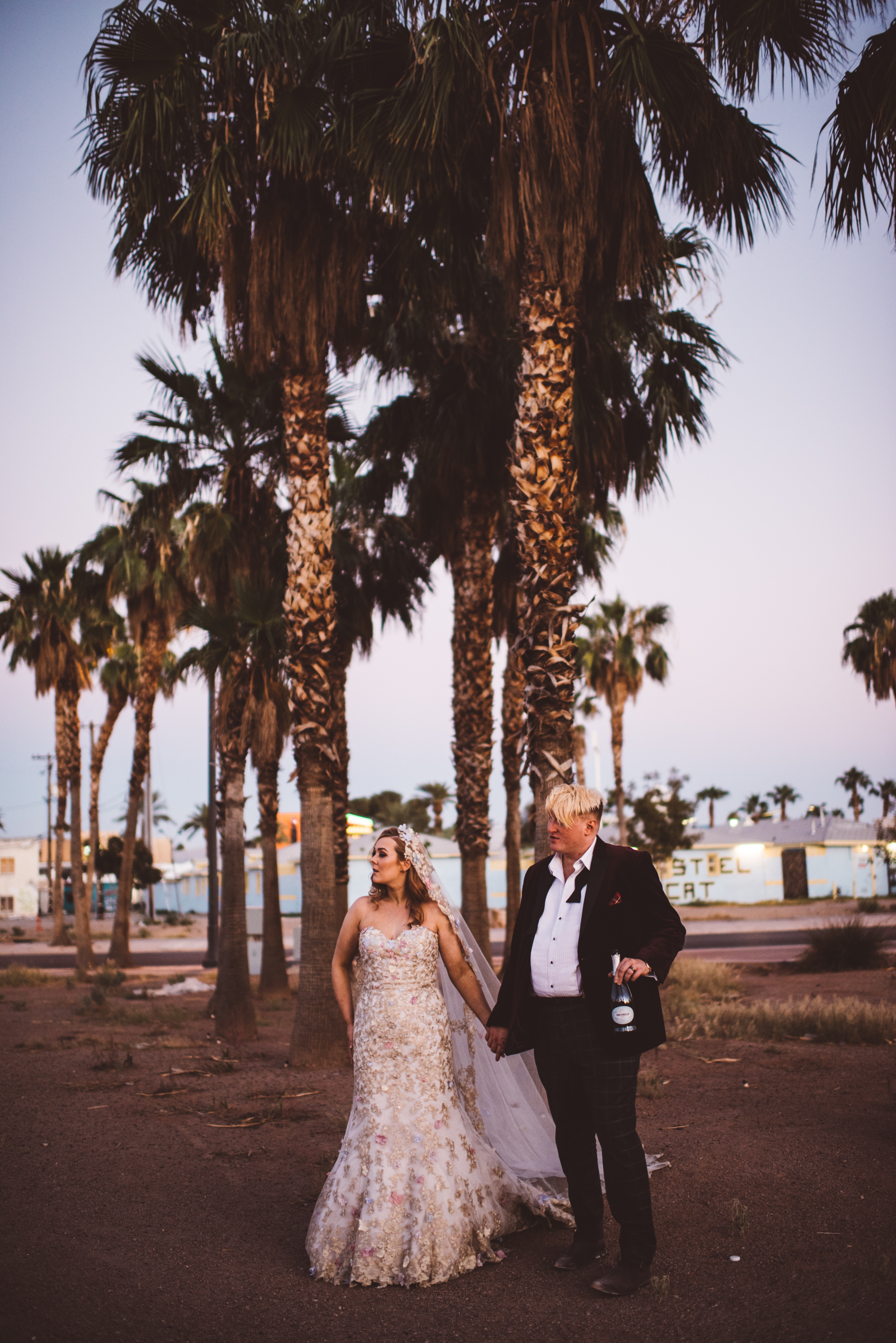 Neon Museum Elopement Elvis Elopement Las Vegas Photography by Ashley Marie-352.jpg