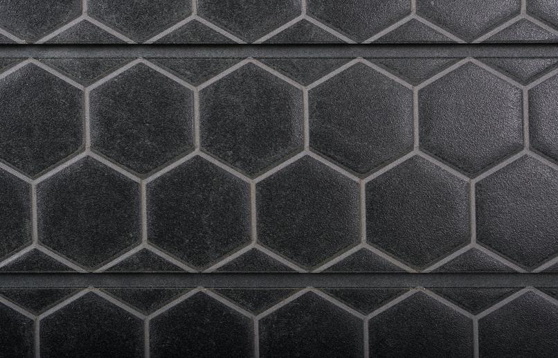 Honeycomb Black