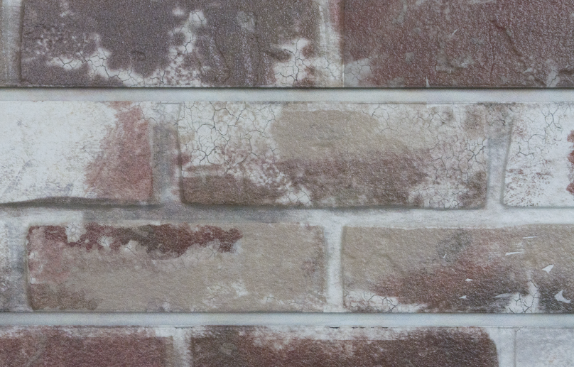 Old Paint Brick Red
