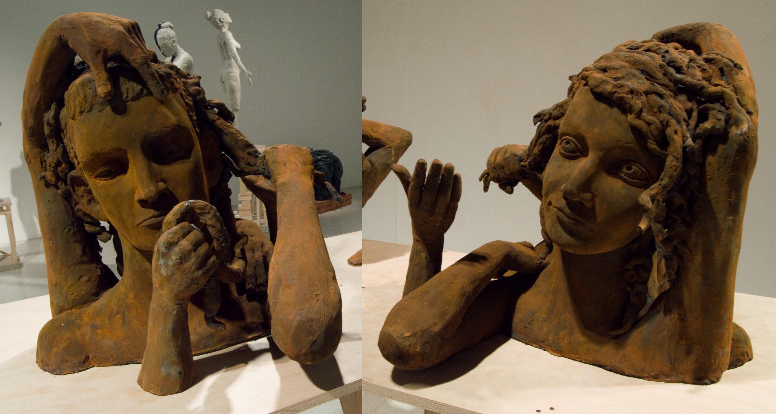 Origin of love/ Modern Aristophanes: Male/Female