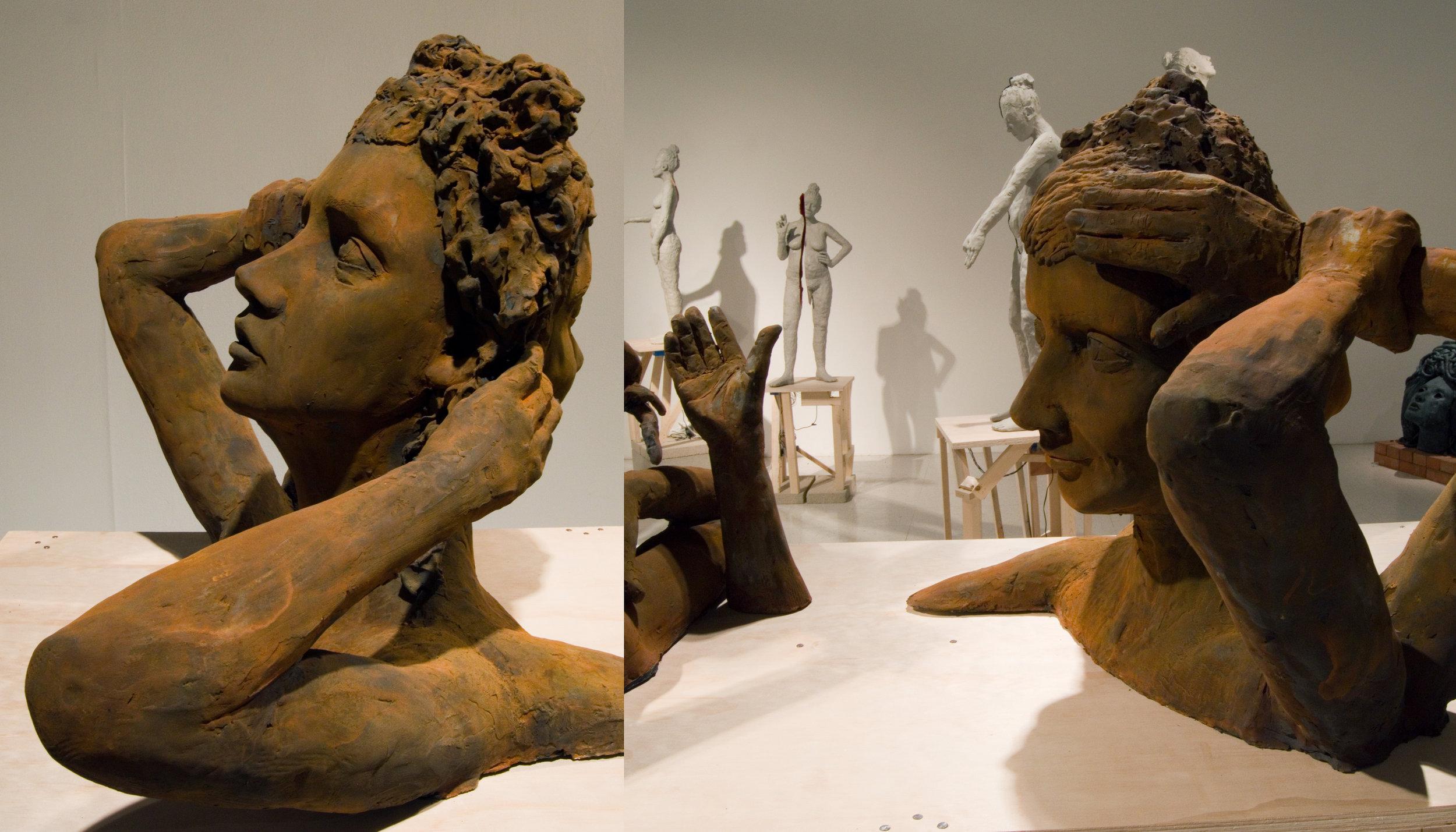 Origin of love/ Modern Aristophanes: Female/Female