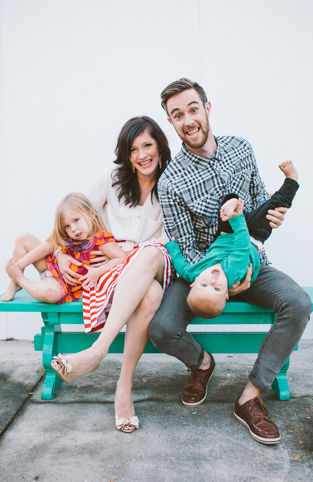 College Park Family Portrait Photographer