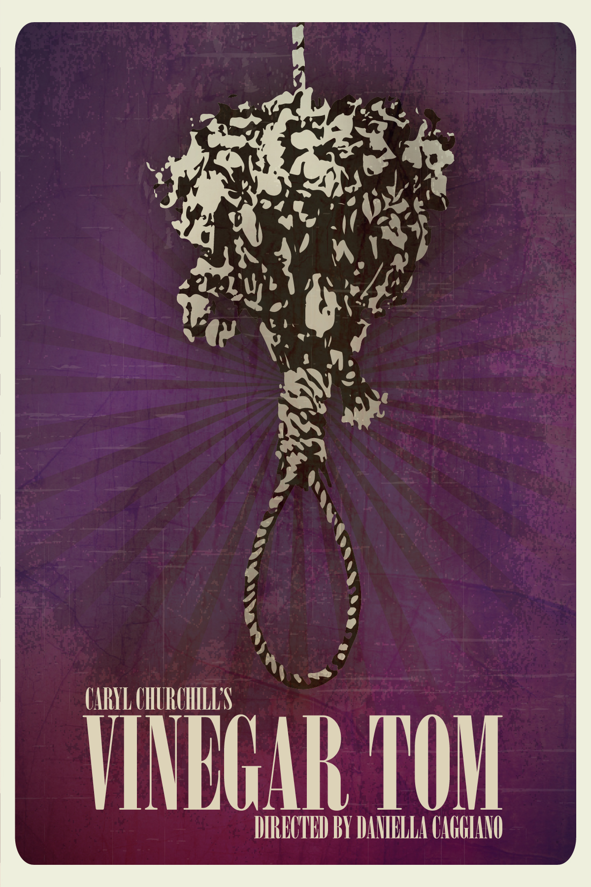 Vinegar Tom - Theatre Poster, New School Drama