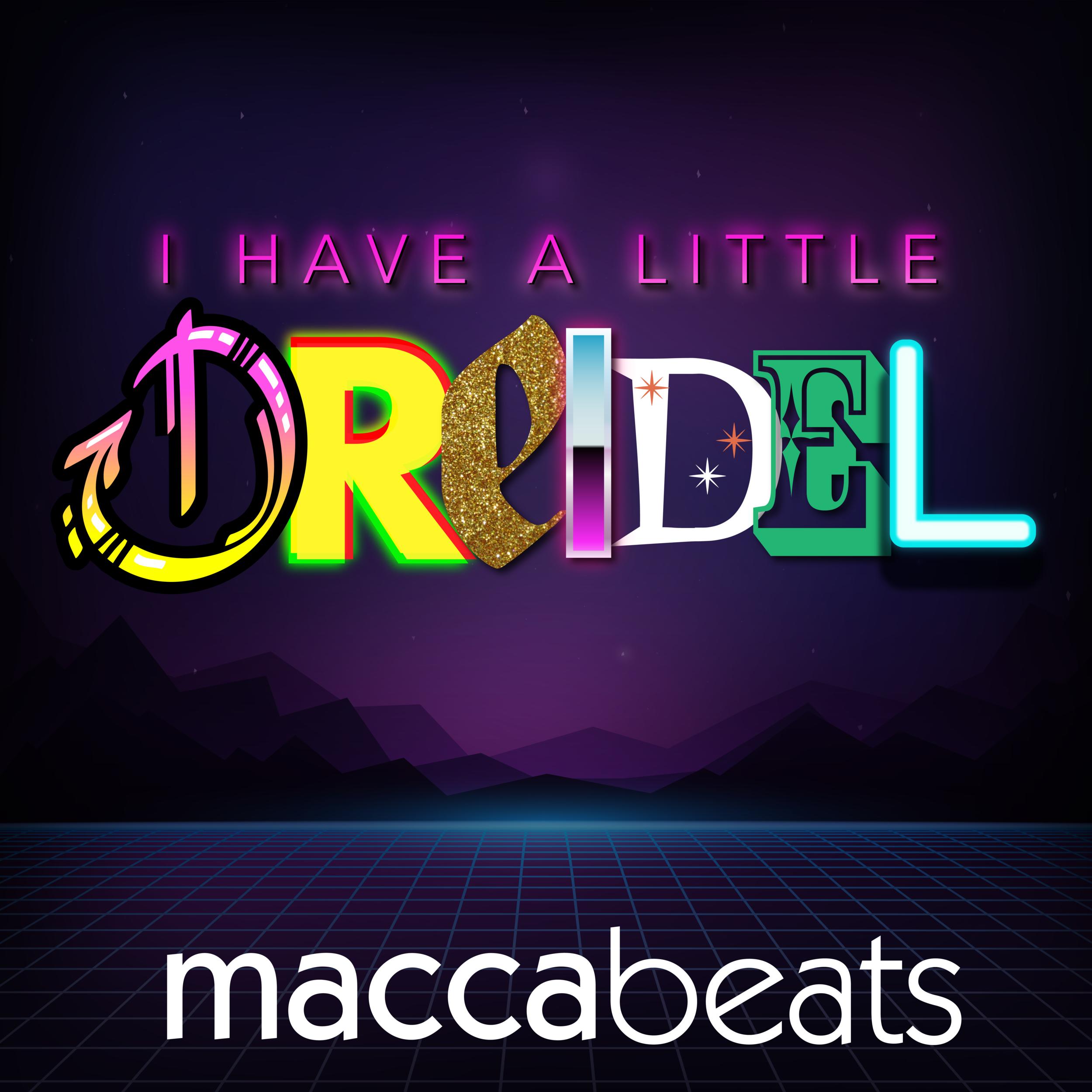 I Have A Little Dreidel - Album Artwork, Maccabeats