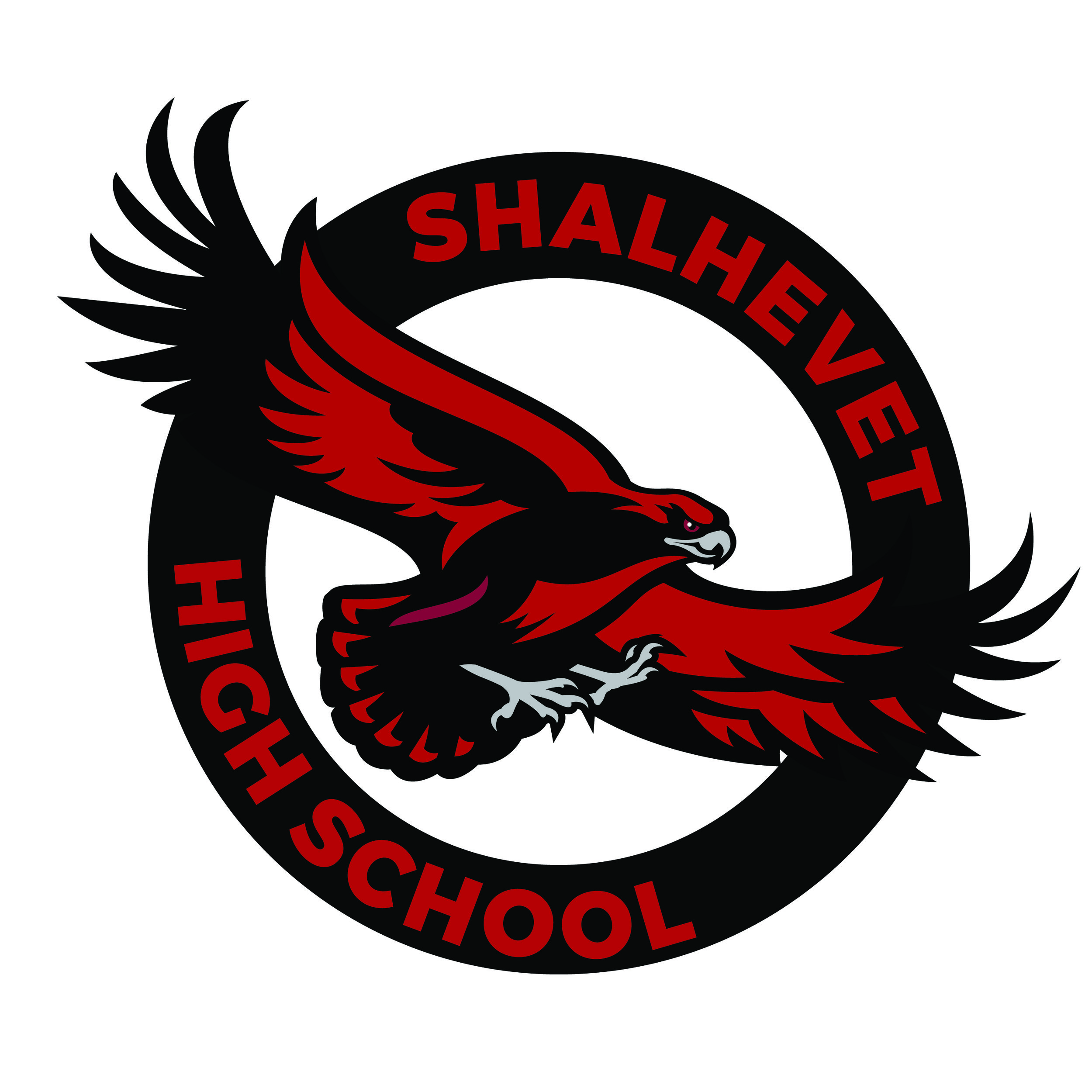 Shalhevet High School, 2018 - Kippah Logo
