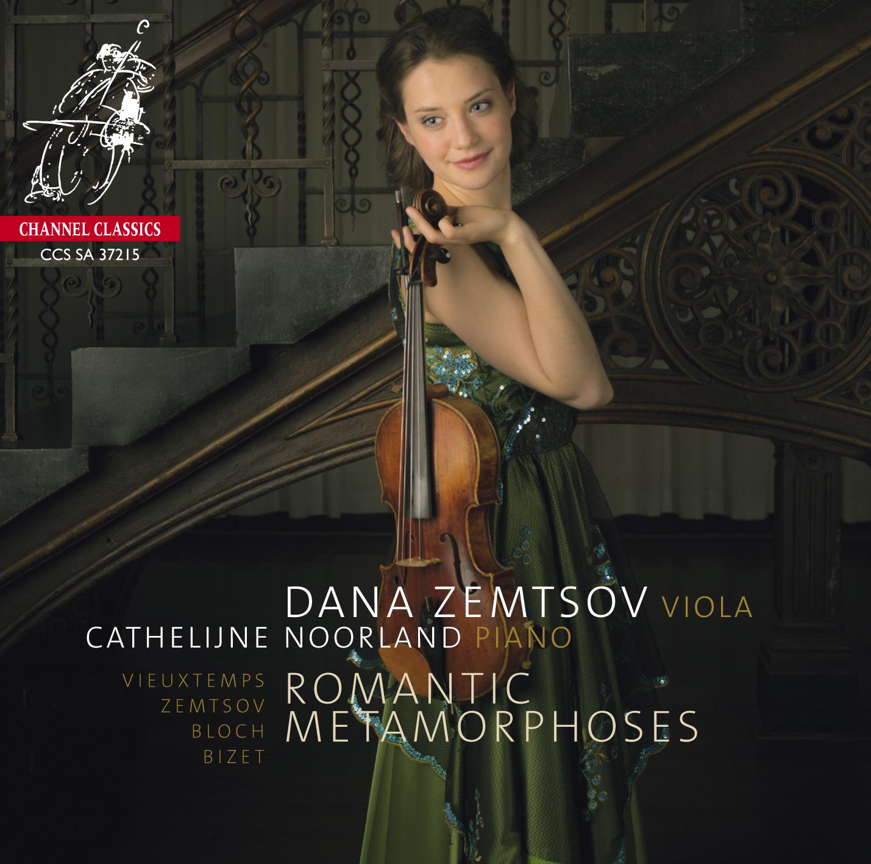 Released on Channel Classics Records, 2015 (CCSSA 37215)