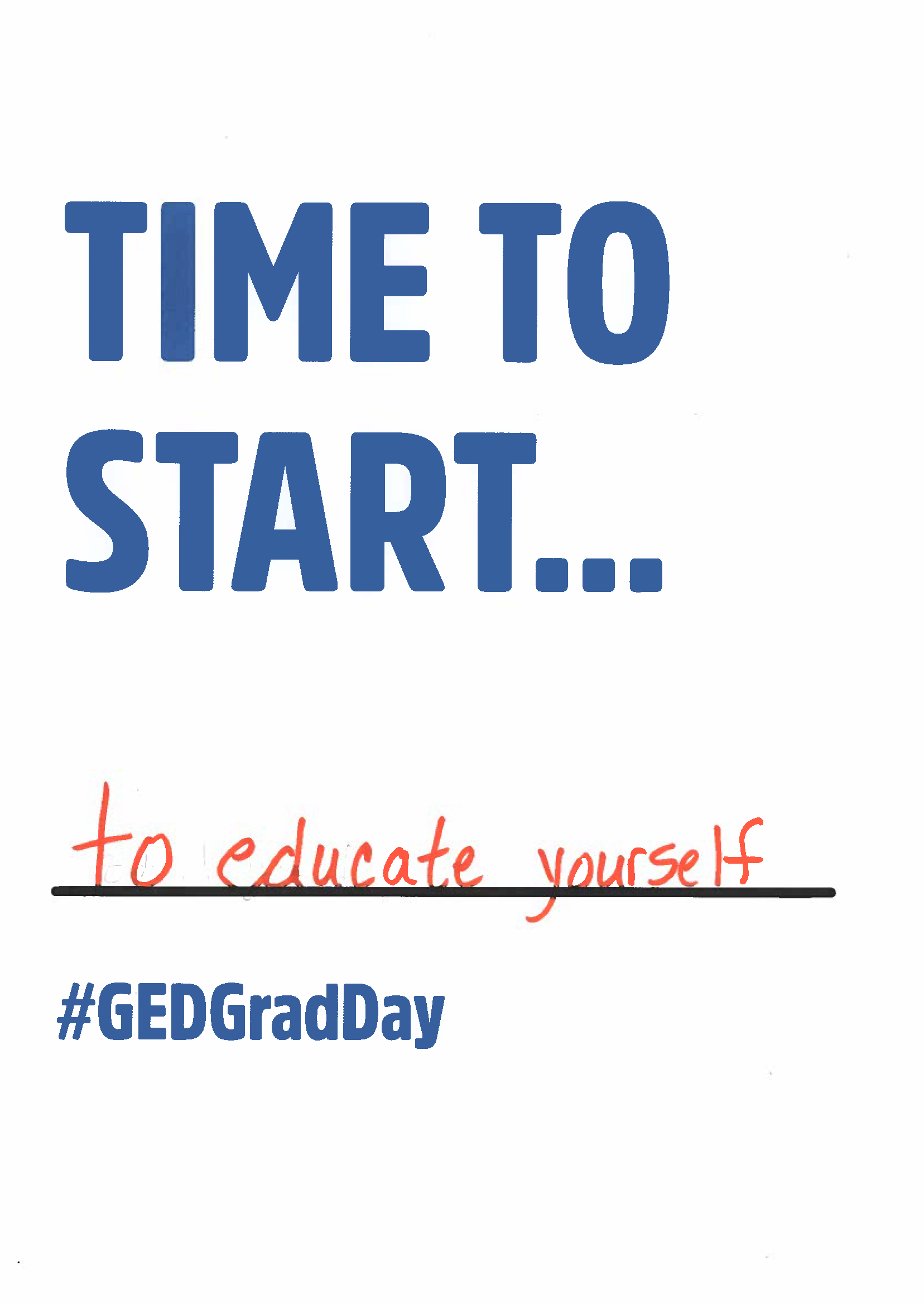 Souad C. GED GRAD Poster.png