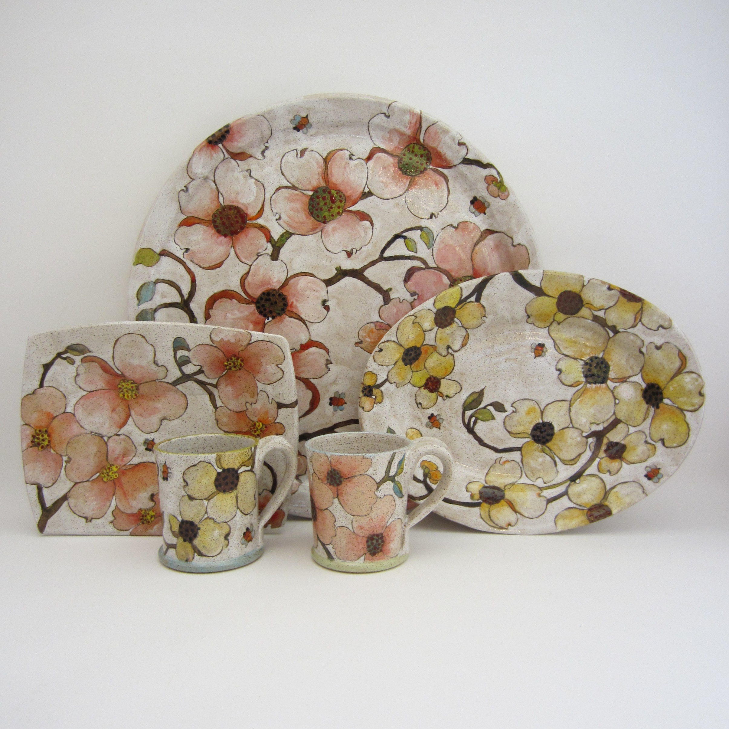 new! dogwood collection
