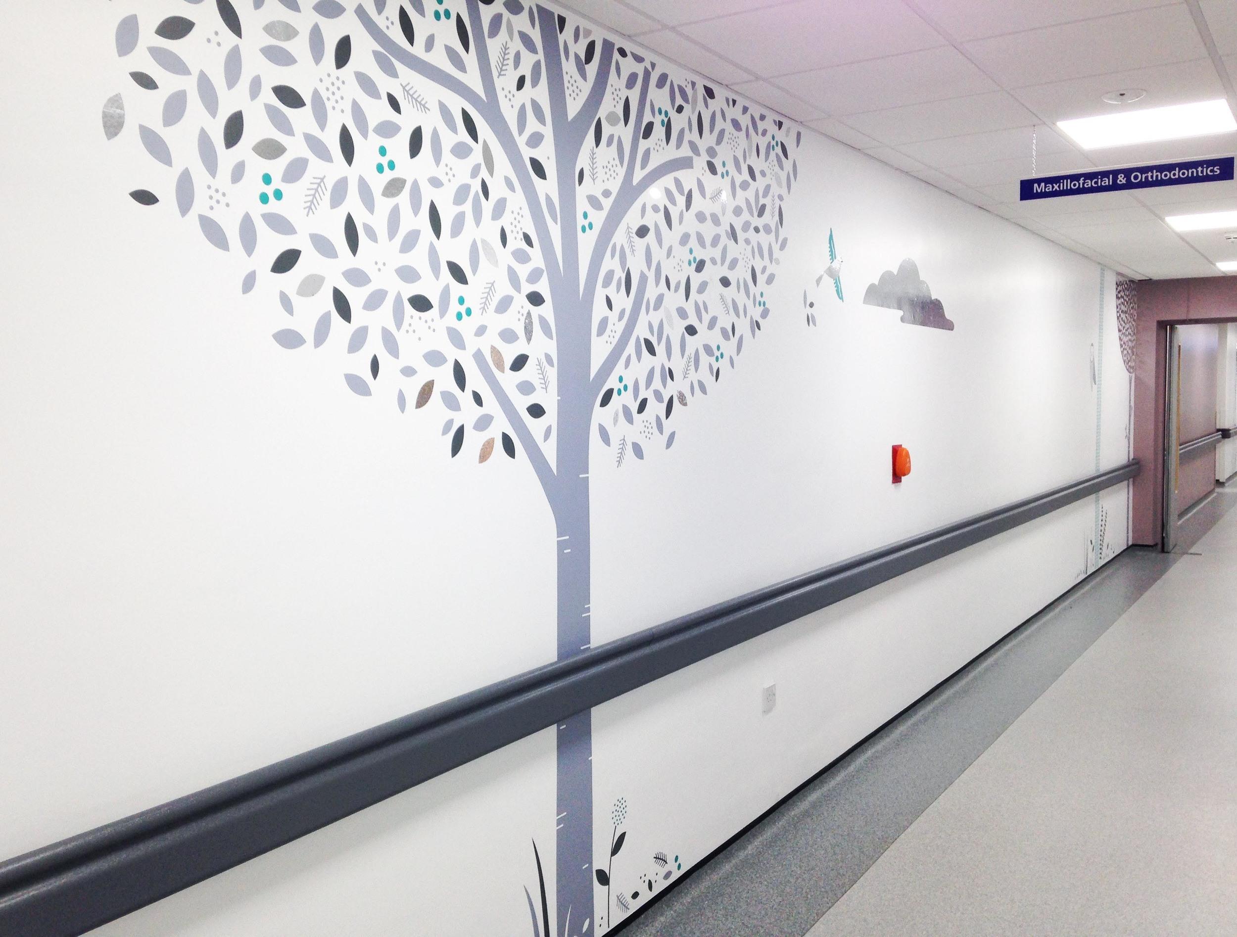 Fracture Corridor Photo 2-hospital-illustration-wall-graphics.jpg