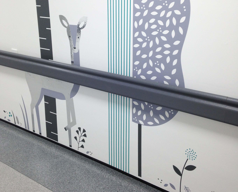 Fracture Corridor Photo 5-hospital-illustration-wall-graphics.jpg