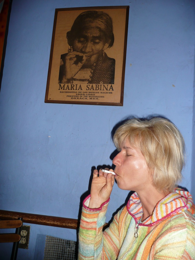 Sabina's legacy has drawn foreign tourists to Mexico for decades. (Flickr)