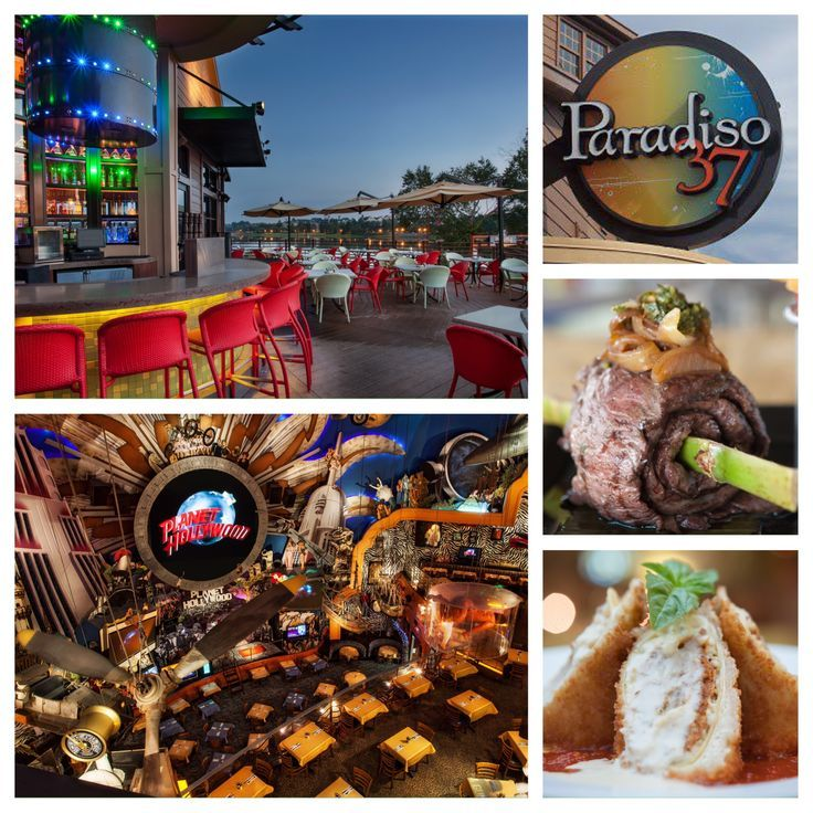 Planet Hollywood gets a much needed makeover at the new Disney Springs