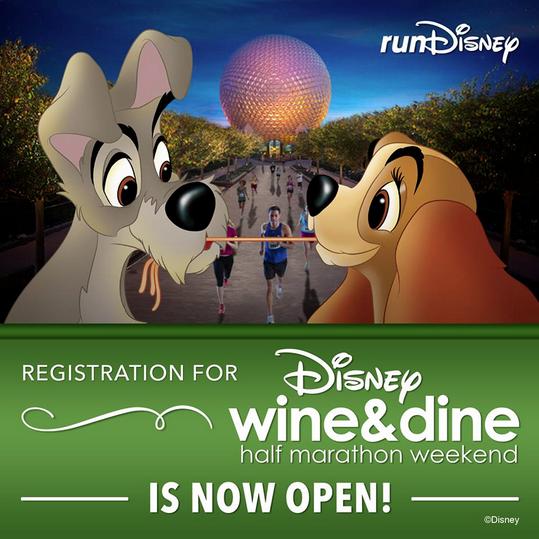 Disney World Wine and Dine Marathon Discount