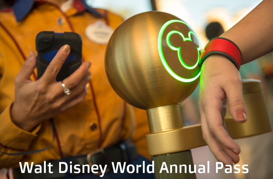 Break-even figures and potential saving strategies for the Walt Disney World Annual Pass.