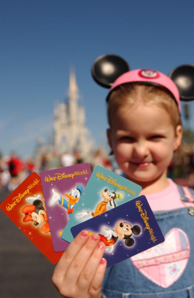 Discounted Walt Disney World Tickets