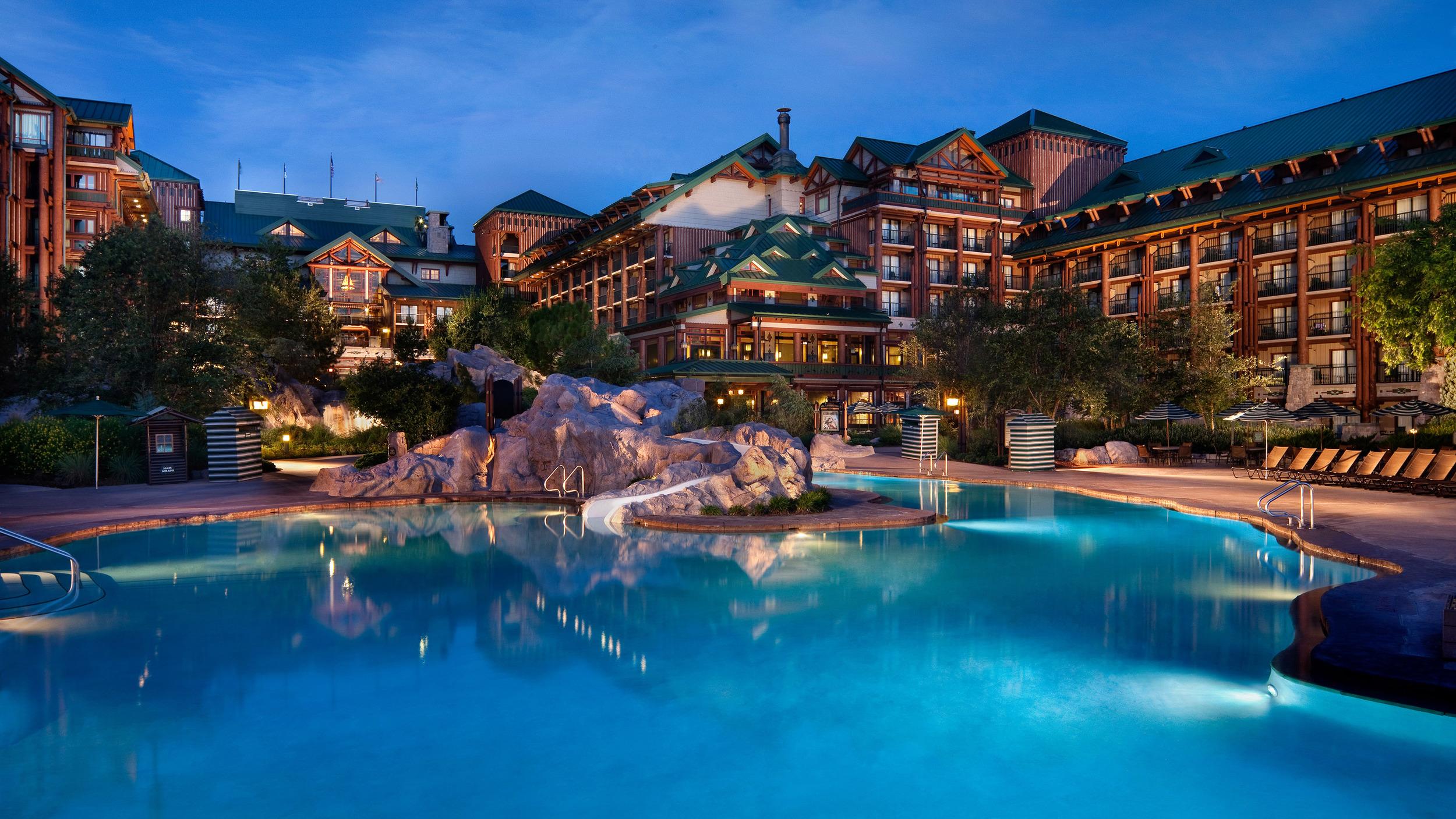 Rennovation Work begins Oct 26, 2015 at Disney's Wilderness Lodge