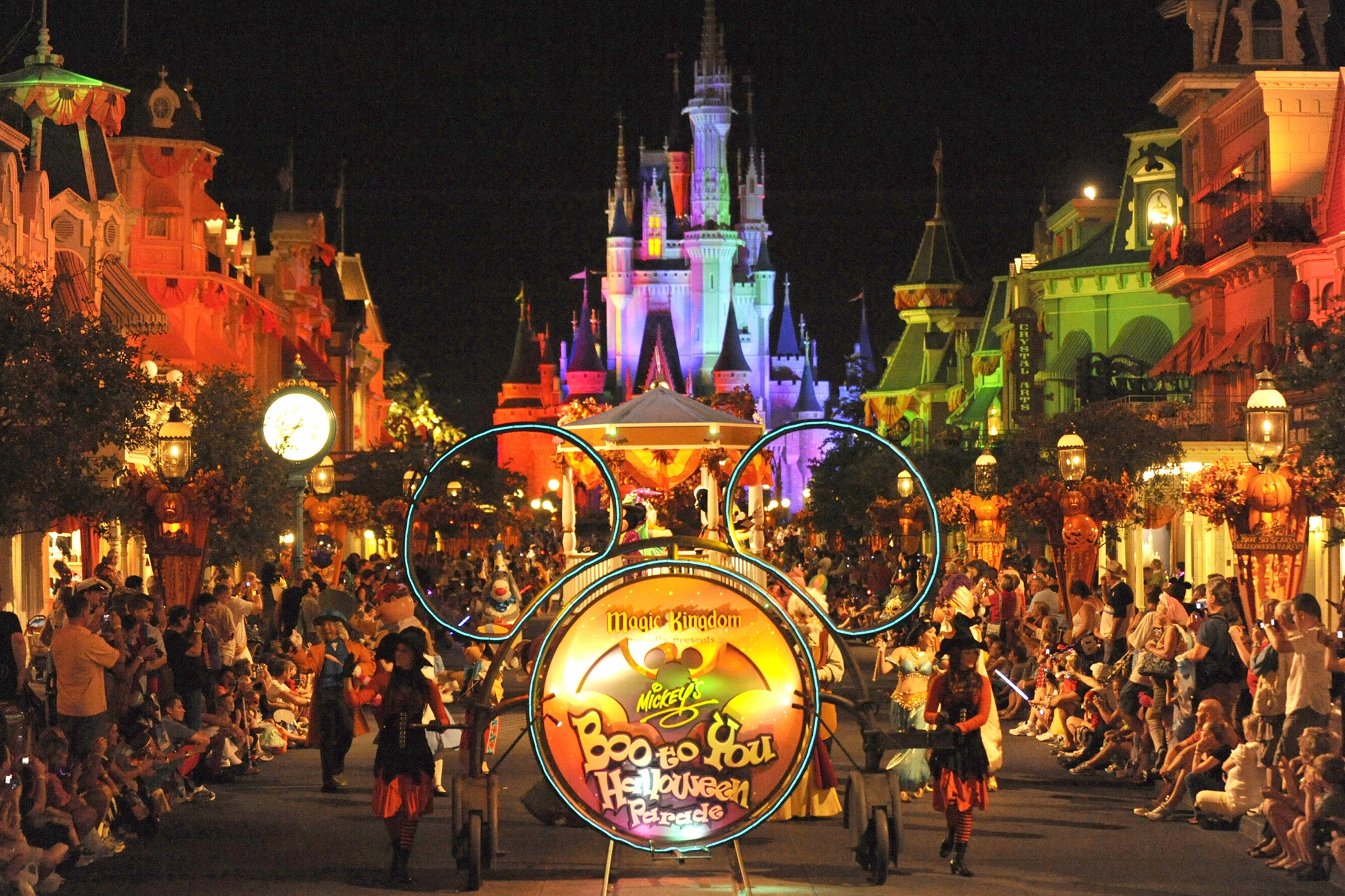Mickey's Not So Scary Halloween Party Dates 2015 + Special Offers