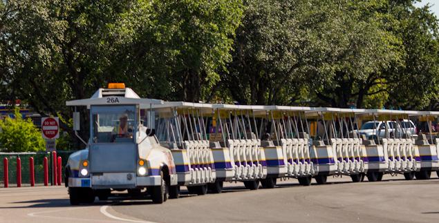 Walt Disney World Parking Rates