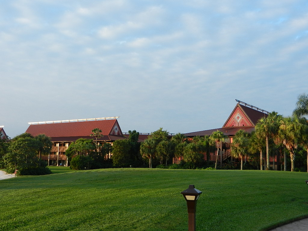 Free activities at Disney's Polynesian Resort