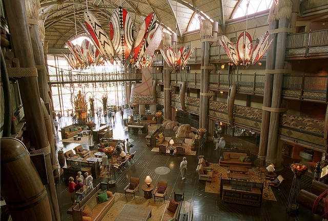 Free things to do at Animal Kingdom Lodge!