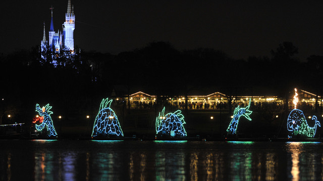 The Electrical Water Pageant is a Walt Disney World classic attraction, and it's completely free!