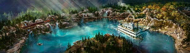 Rivers of America | Disneyland Resort