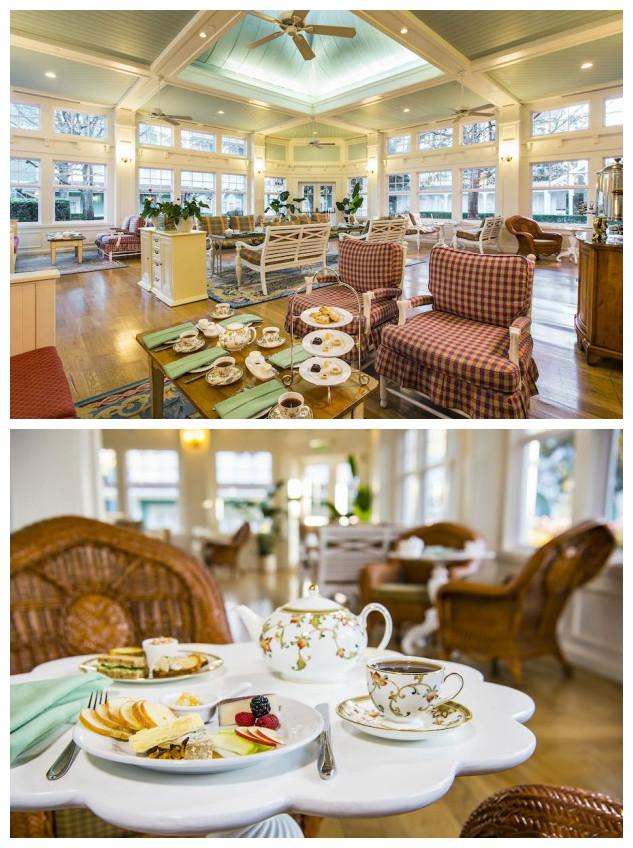 Tea Service Coming to Disney's Beach Club Resort