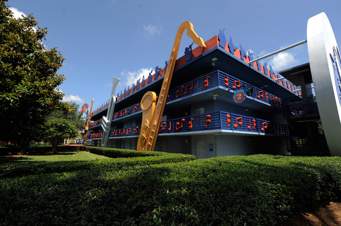 Disney's All Star Music Resort Offer