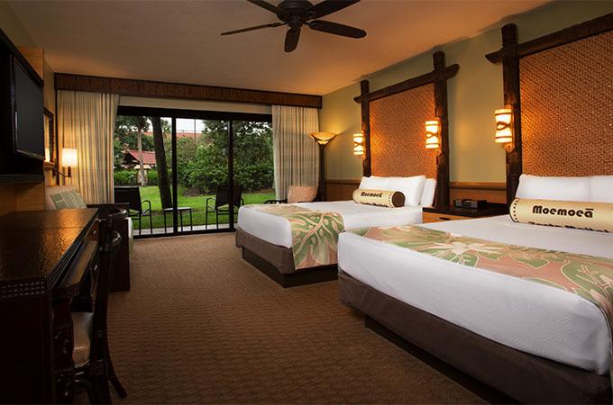 Disney's Polynesian Village Resort in May