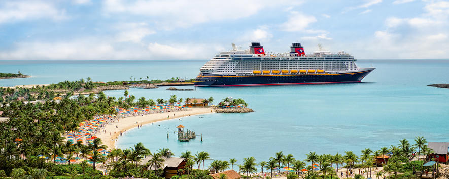 Exclusive Offer for Disney Cruise Line - Darren at Magical Vacations Travel
