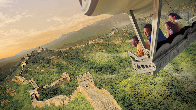 FastPass+ Opens April 21, 2016 for Soarin' Around the World at Epcot.