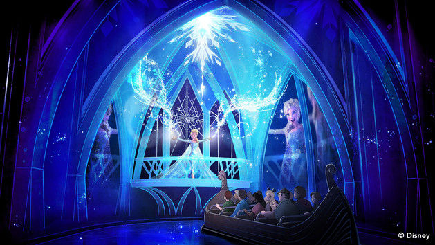 Frozen Ever After Opening Date