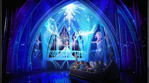 Frozen Ever After at Epcot opening in June.