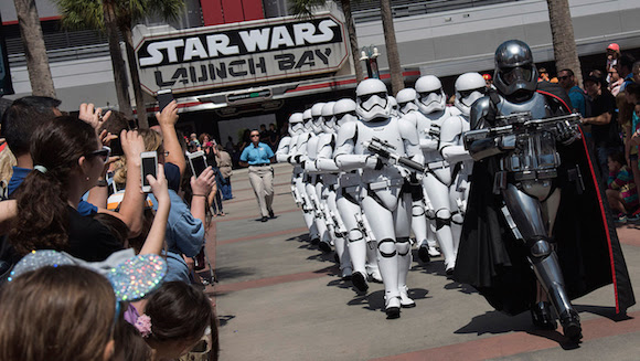 """A new   Star Wars  experience is set to delight fans at   Disney's Hollywood Studios  – the new   Star Wars  fireworks show, """"  Star Wars  : A Galactic Spectacular."""""""