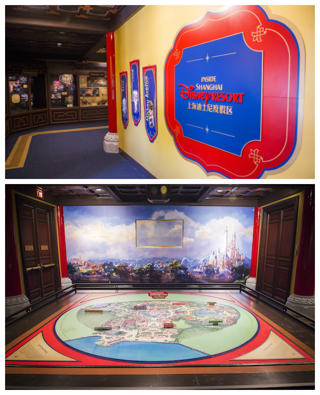 New Epcot exhibit features Shanghai Disneyland