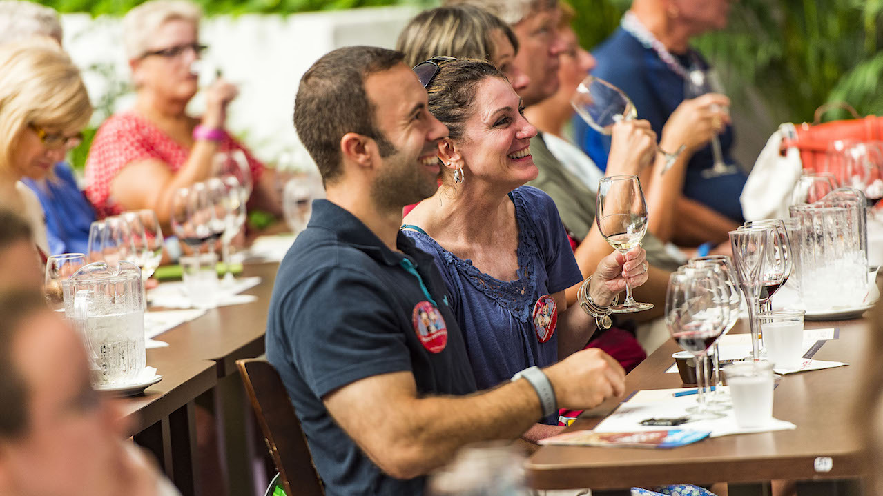 2016 Epcot Food and Wine Festival Events
