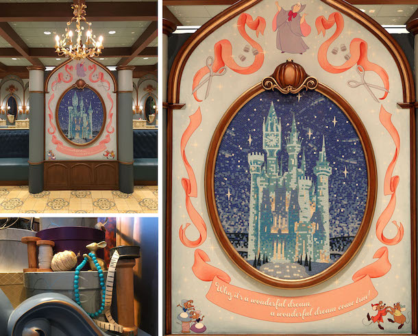 The new Bibbidi Bobbidi Boutique at Disney Springs
