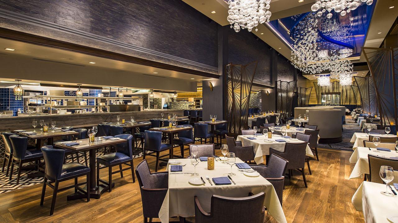 Flying Fish Restaurant at Disney's Boardwalk Resort