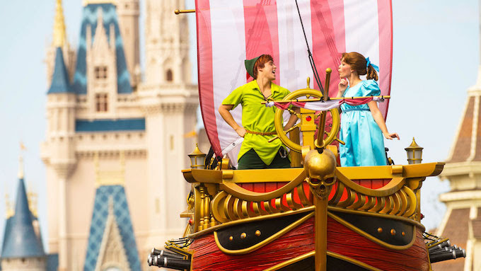 Reservations Now Available for Disney Festival of Fantasy Parade Dining Package at Magic Kingdom Park