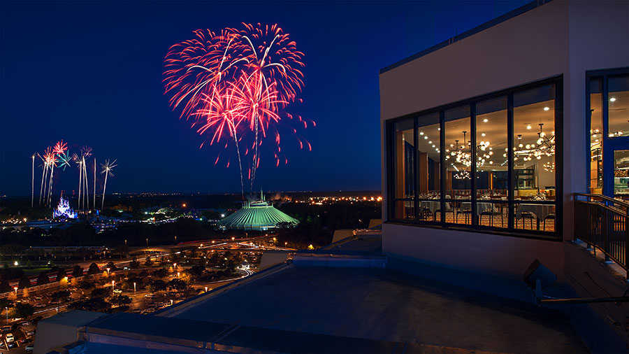 NEW YEAR'S EVE CELEBRATIONS AVAILABLE TO BOOK AT WALT DISNEY WORLD RESORT