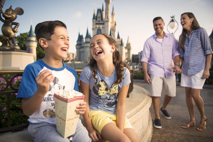 Disney introduces the 4 Park Magic Ticket