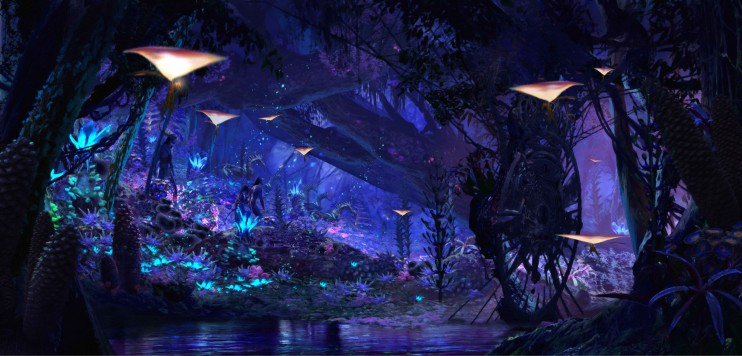 Pandora – The World of AVATAR will bring a variety of new experiences to Disney's Animal Kingdom, including a family-friendly attraction called Na'vi River Journey.