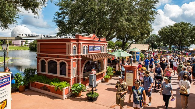 The Epcot Food and Wine Festival returns for 2017!