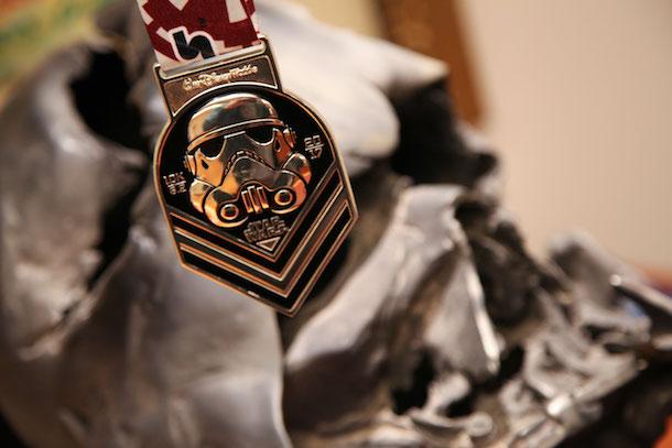 Star Wars 10k Medal