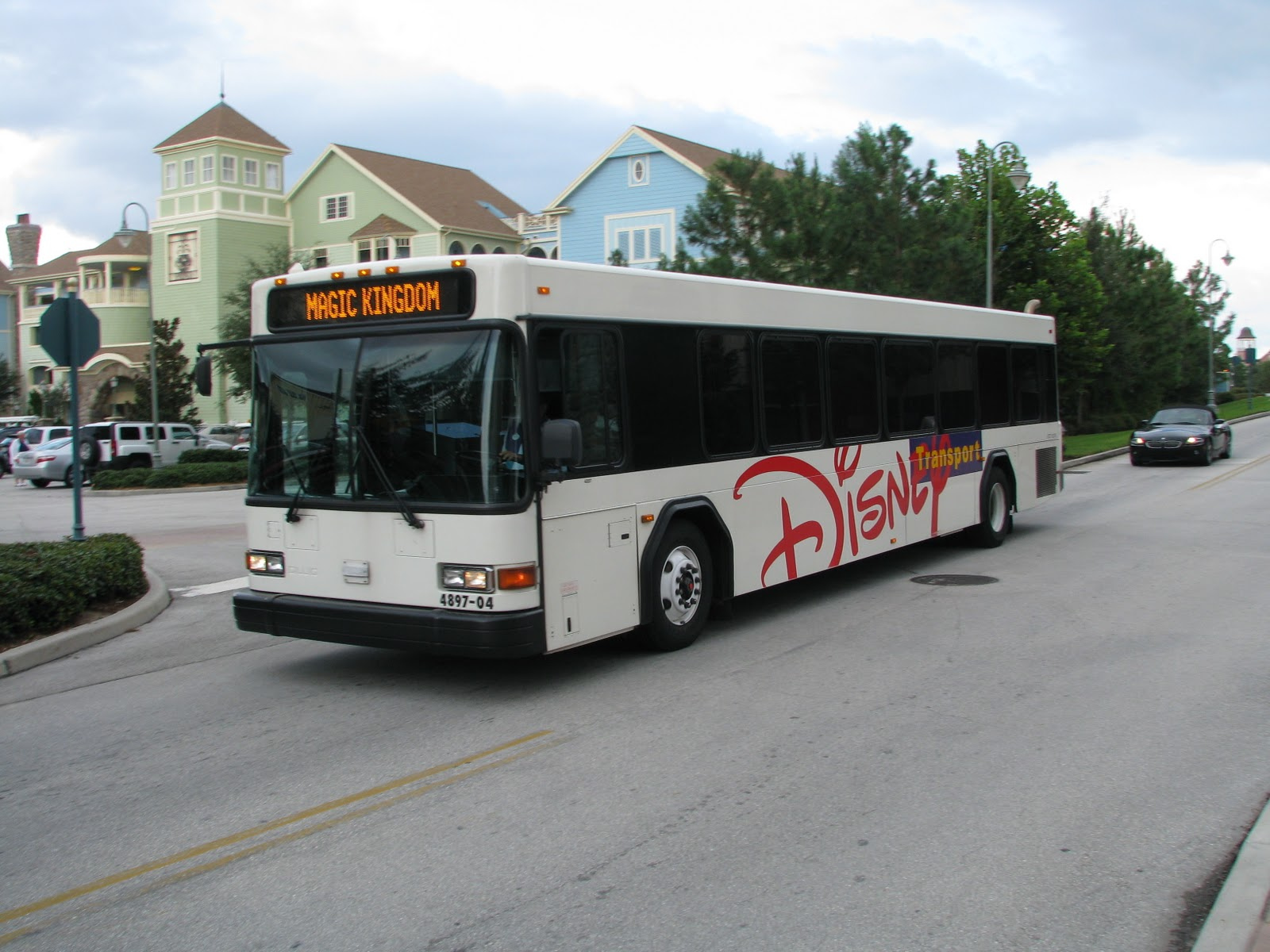 EXPRESS TRANSPORTATION OPTION AT  WALT DISNEY WORLD  RESORT
