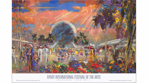 Bookings Now Available for Select Experiences During  Epcot  International Festival of the Arts