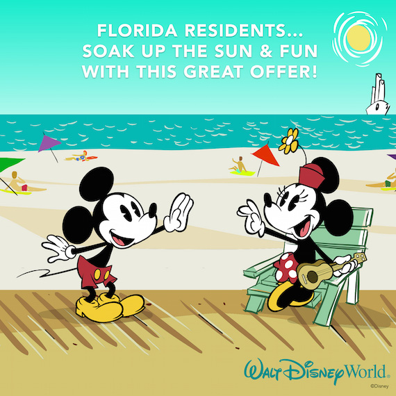 Florida Resident Hotel Offer for Spring 2017