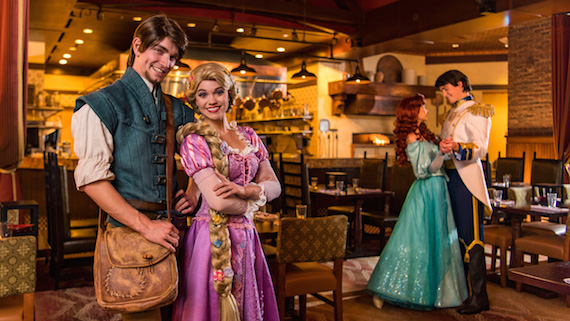 NEW CHARACTER DINING EXPERIENCE, BON VOYAGE BREAKFAST DEBUTS APRIL 2 AT TRATTORIA AL FORNO AT DISNEY'S BOARDWALK www.saveatwdw.com
