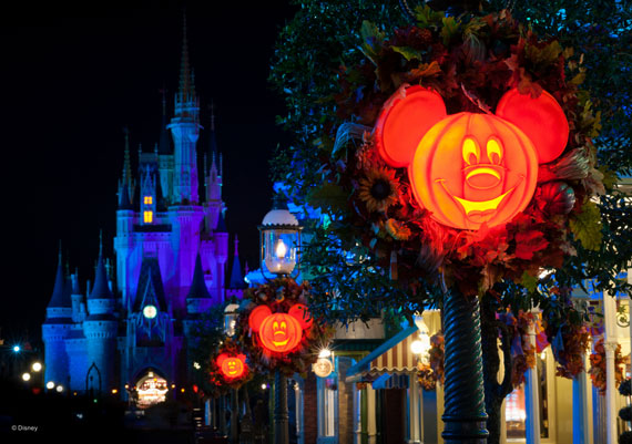 Mickey's Not-So-Scary-Halloween-Party Dates for 2017